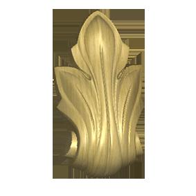 декоративный кронштейн из дерева